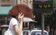 Granada, el punto rojo de Andalucía: máxima alerta por calor miércoles y jueves