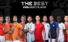 Messi, Hazard y Cristiano, entre los candidatos al The Best