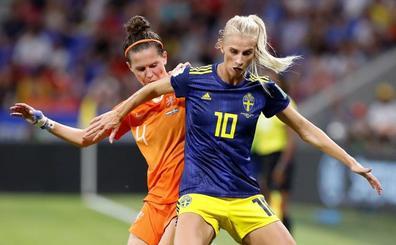 Sofia Jakobsson, cuarto fichaje para el futuro Real Madrid