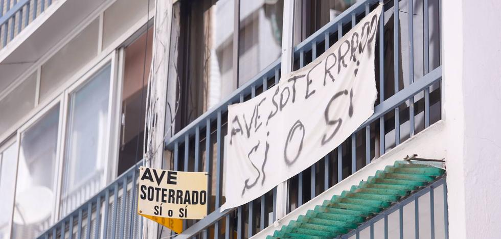 Fomento estudia distintos tipos de soterramiento aplicables a Granada
