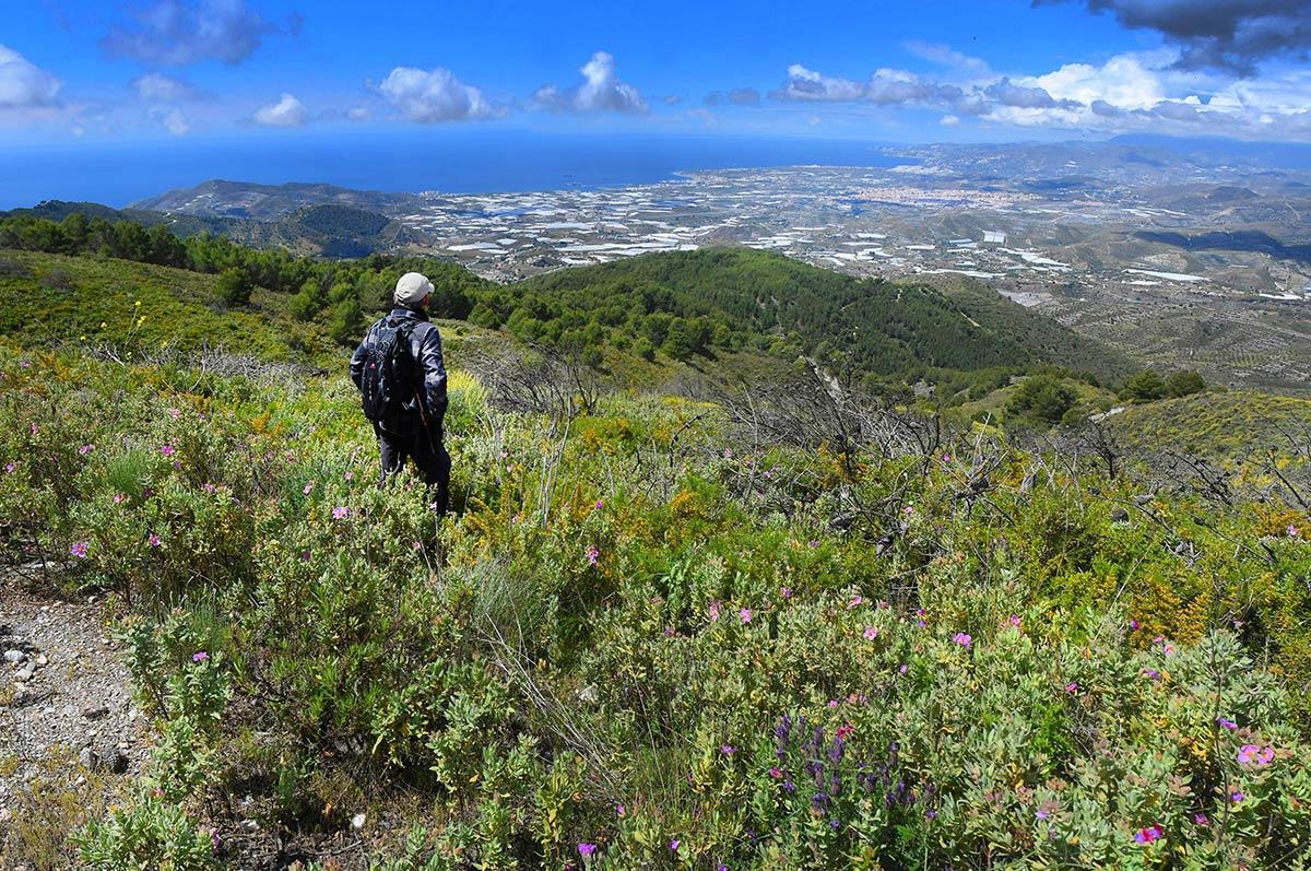 Cerro del Conjuro, sierra del Jaral