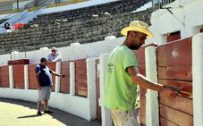 Un nuevo sistema permanente de iluminación para la Plaza de Toros de Linares