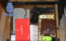 Operación de Policía Nacional y Europol: cae una banda multidelincuencial, 1.000 pastillas de «karkubi», armas y un secuestrado