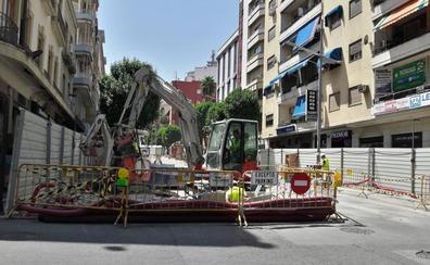 Hoy habrá corte de agua en torno a Roldán y Marín por las obras