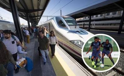Podrás ver al Granada CF en el AVE: Liga, Champions y Europa League a bordo del tren
