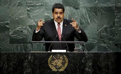 Maduro propone a la oposición una mesa de diálogo permanente