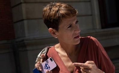 Navarra Suma y EH Bildu votan 'no' y retrasan 24 horas la investidura de María Chivite