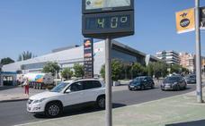 Granada pasó en julio las noches más calurosas de los últimos tres años