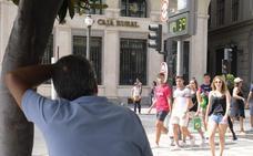 Alerta roja: 5 días de calor asfixiante en Granada