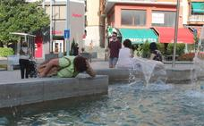 Cuatro días de calor asfixiante en Jaén: alerta de nivel rojo
