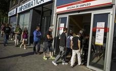 El paro desciende en julio en 675 personas en Jaén