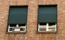 Jaén, donde menos crece el precio del alquiler