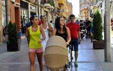 El área de Comercio de Linares defiende que todo el centro sea peatonal