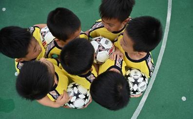 El próximo Messi será chino