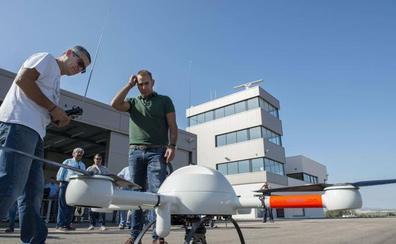 La provincia cuenta con cerca de 40 operadores de drones especializados