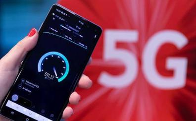 Las 15 ciudades españolas que ya disponen de red 5G