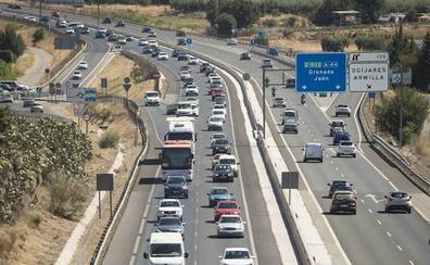 Condenado en Granada por conducir sin carné, cuadriplicar la tasa de alcohol y dar positivo en cannabis