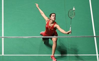 Carolina Marín no defenderá su título mundial en Basilea