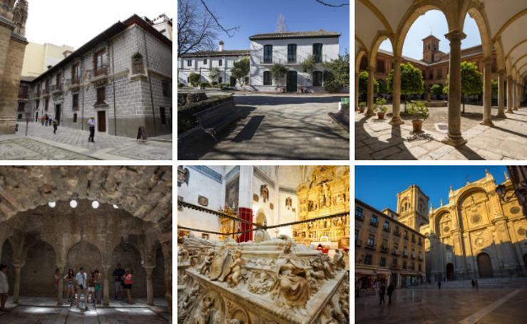 10 monumentos imprescindibles de Granada: precios y horarios