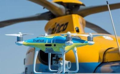 ¿Dónde han comenzado a multar los drones de la DGT?