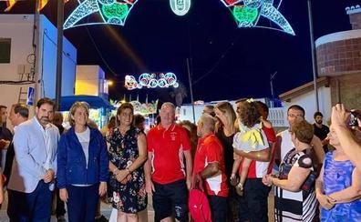 Las fiestas de Calahonda cierran sin fuegos artificiales por un problema técnico de la empresa
