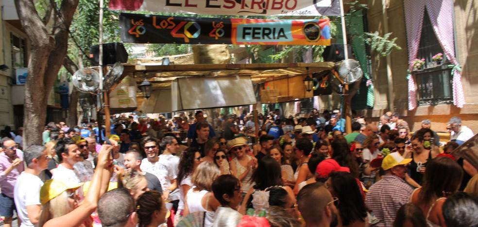 Los autobuses de Almería pasarán más rápido en las líneas de refuerzo de la Feria