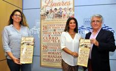 Dos festejos taurinos en Linares: Ventura, Curro Díaz, Fandi, Morante, Manzanares y Aguado