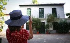 La Huerta de San Vicente, abierta sólo tres horas al día para evitar el 'horno' a los turistas