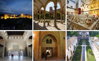 Estos son los horarios y precios de 10 importantes monumentos de Granada