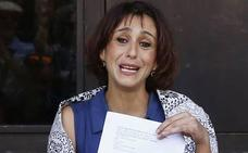 Juana Rivas recurre el auto que deniega la protección de sus hijos