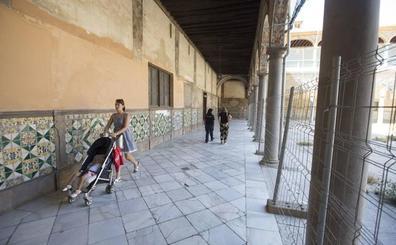 La restauración pendiente del hospital San Juan de Dios comienza en septiembre