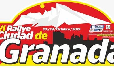 El Rallye Ciudad de Granada será puntuable para el Supercampeonato de España