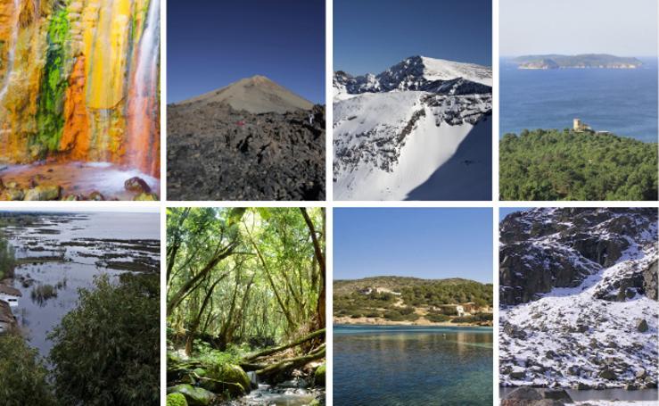 15 Parques Nacionales para visitar este verano en España