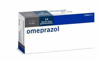 Sanidad ordena retirar más lotes de Omeprazol