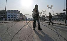 Muere el primer manifestante tras la revocación de autonomía de Cachemira