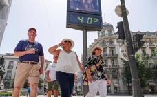Granada mantendrá el nivel rojo de alerta por altas temperaturas hasta el próximo domingo