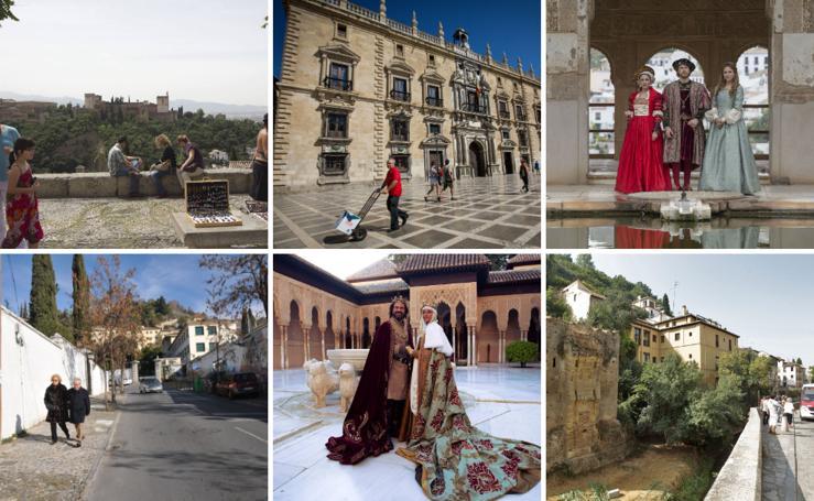 10 lugares de Granada que han aparecido en series y películas