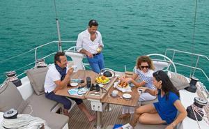Ahora también puedes pedir comida si estás en la playa o dando un paseo en barco