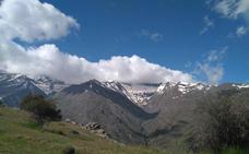Ruta del Skyline de Sierra Nevada: donde Granada toca el cielo
