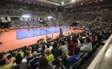 Suspenden el Granada Open del World Padel Tour por diferencias con el Ayuntamiento