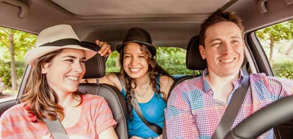¿De qué hablan los jienenses cuando comparten coche?