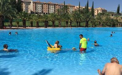 Defecar en las piscinas: el excéntrico e insalubre reto viral del verano llega a Andalucía
