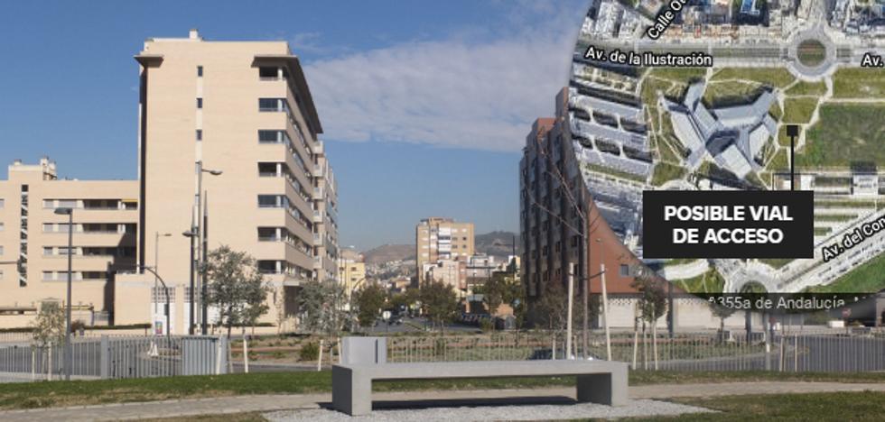 El Ayuntamiento de Granada estudiará de nuevo la prolongación de la avenida de Dílar por el PTS