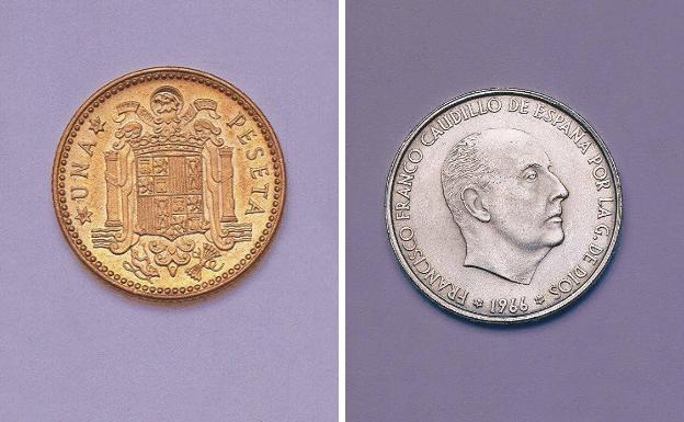 Hasta 20.000 euros por vender alguna de estas 5 monedas de pesetas