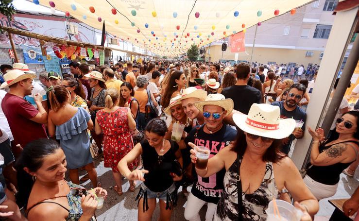 Almuñécar (y buena parte de Granada) disfruta ya de su Feria de Día