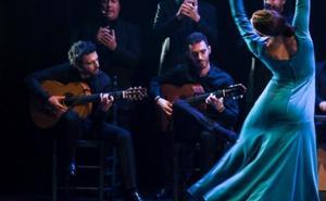 El Ballet Flamenco de Andalucía, hoy en las Ruinas de Santa María de Cazorla