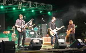 El Sweet Cotton Festival alegra con blues y country Baños de la Encina