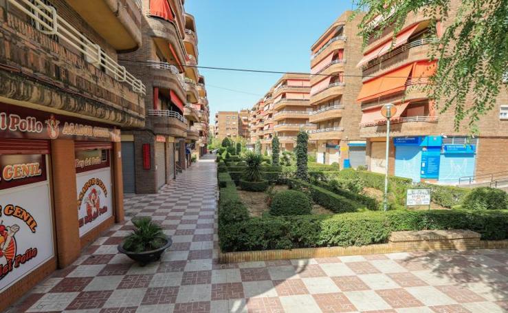 La zona de Granada donde han sido pillados dos de los ladrones de viviendas
