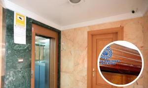 El señuelo que despertó las sospechas del conserje y permitió detener a los ladrones de pisos de Granada