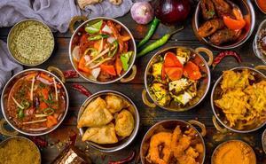 El 'boom' de la comida India llega a Granada